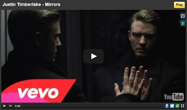 Billboard music hot videos justin timberlake mirrors for Mirror justin timberlake