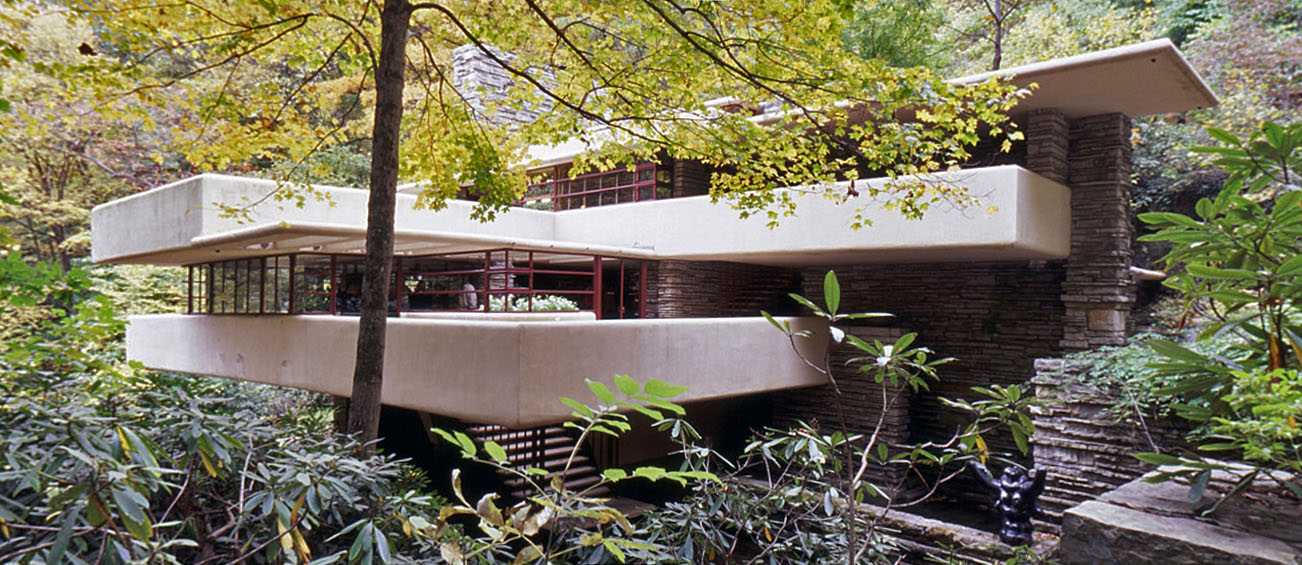 21st century architecture frank lloyd wright ahead by a for Frank lloyd wright house design
