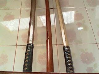 pedang bokken