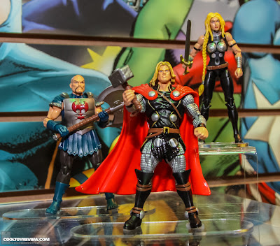 Hasbro 2013 Toy Fair Display Pictures - Marvel Universe - Thor