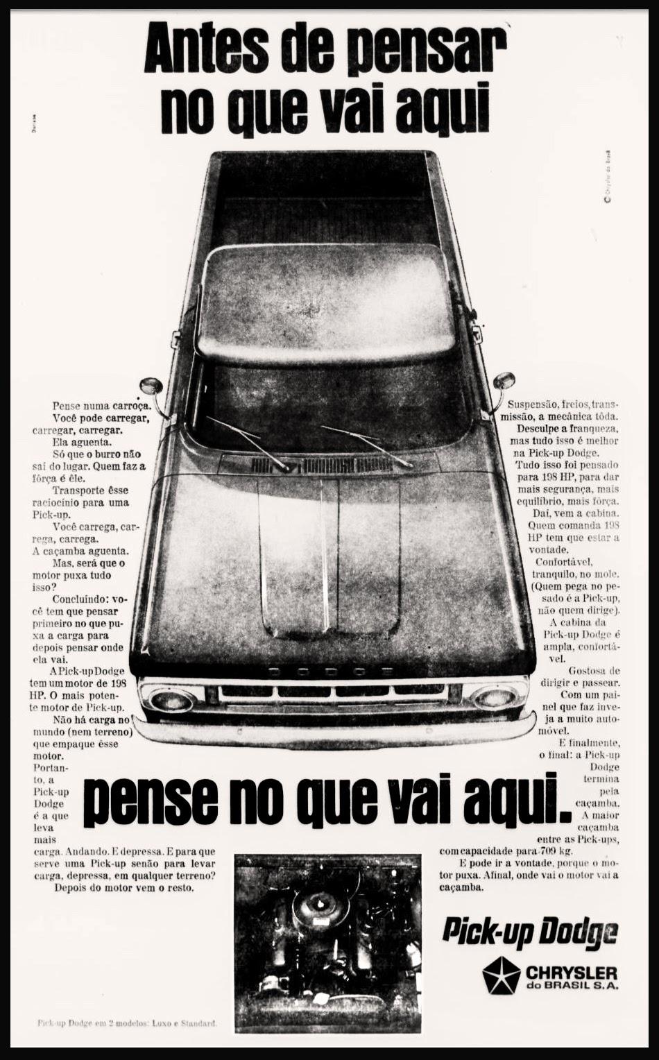 anos 70; propaganda década de 70; história dos anos 70; brazilian advertising cars in the 70's