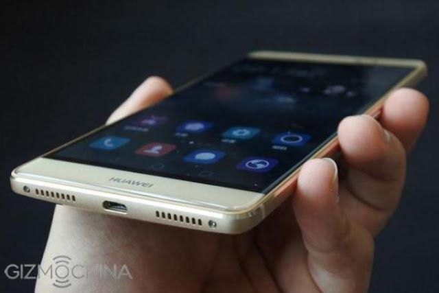 Kurang beberapa jam lagi diperkenalkan, wujud asli Huawei Mate S bocor