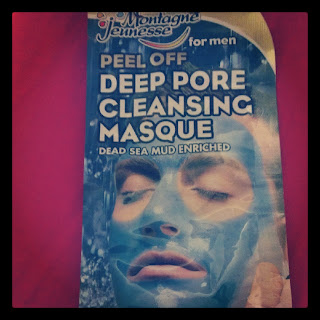 Montagne Jeunesse deep pore for men