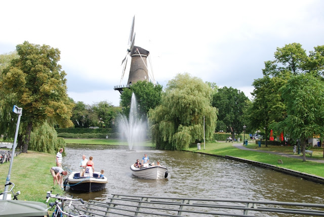 Molino de Leiden
