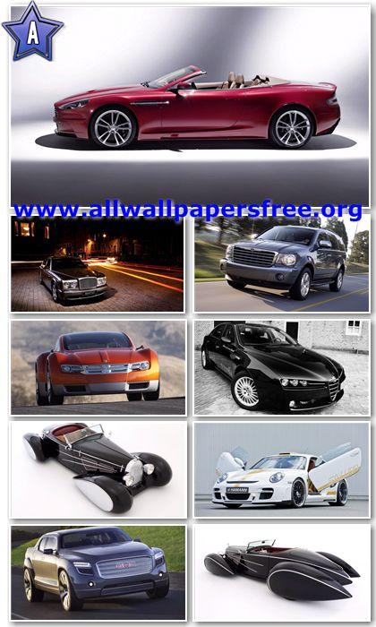 100 Impressive Cars HD Wallpapers 1366 X 768 [Set 43]