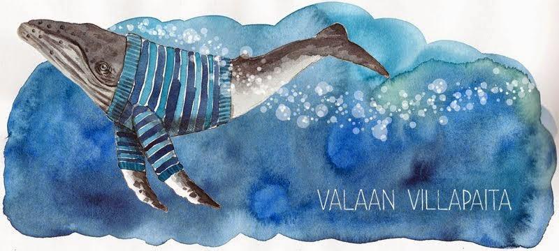 Valaan villapaita