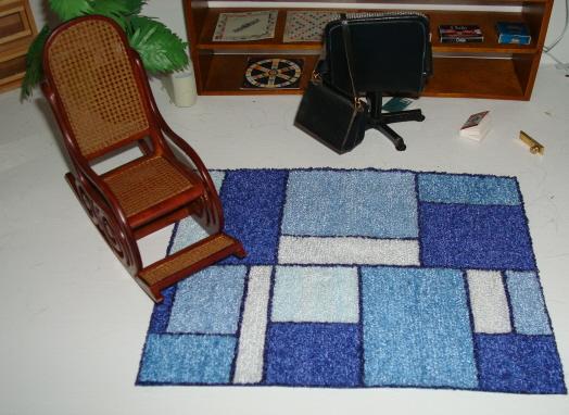 little lifestyles bunka rug. Black Bedroom Furniture Sets. Home Design Ideas