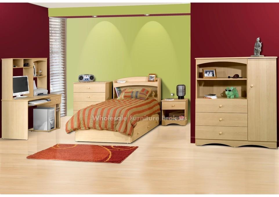 Multinotas juego de dormitorio para ni os muebles y - Muebles para dormitorios de ninos ...