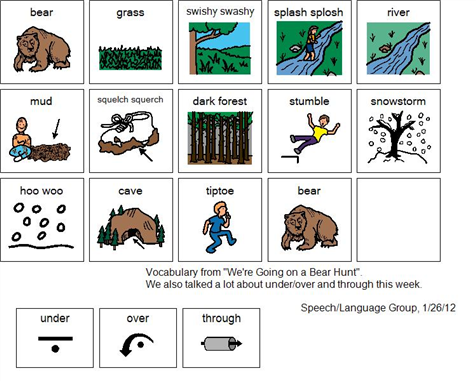 vocab worksheet maker