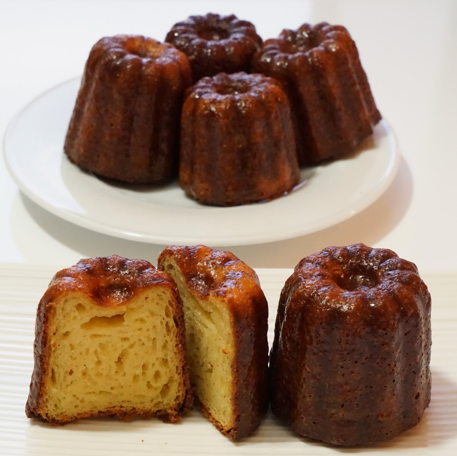 The Canelé de Bordeaux - Cannelé Bordelais | Chef Rachida