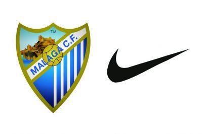 Nuevas camisetas Nike del Málaga