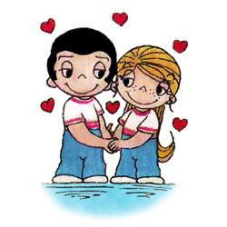 Любовь это ответы людей экспромтом
