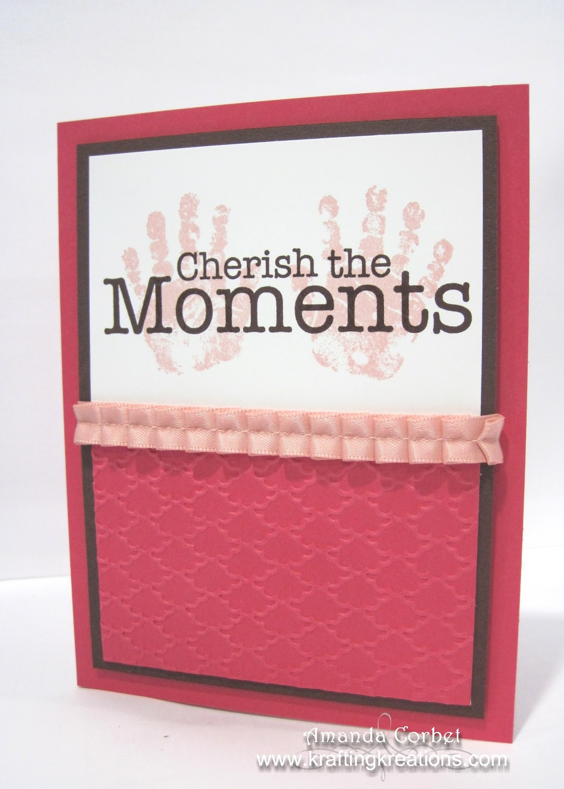 Cherish the Moments Girly Version