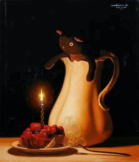 keigo nakamura candle & bear II