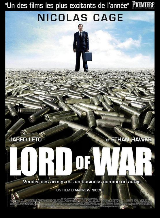 Lord of War affiche