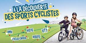 A la découverte des sports cyclistes