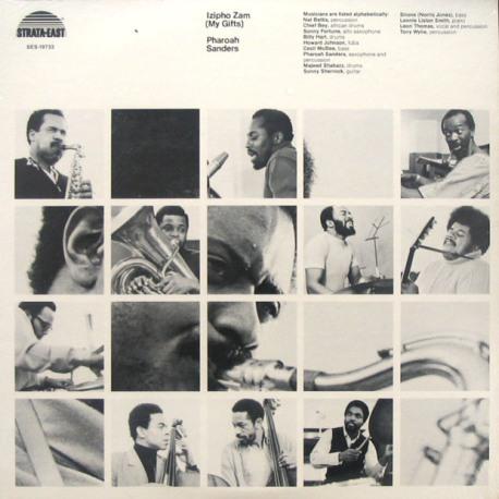 Pharoah sanders-izipho zam 1973