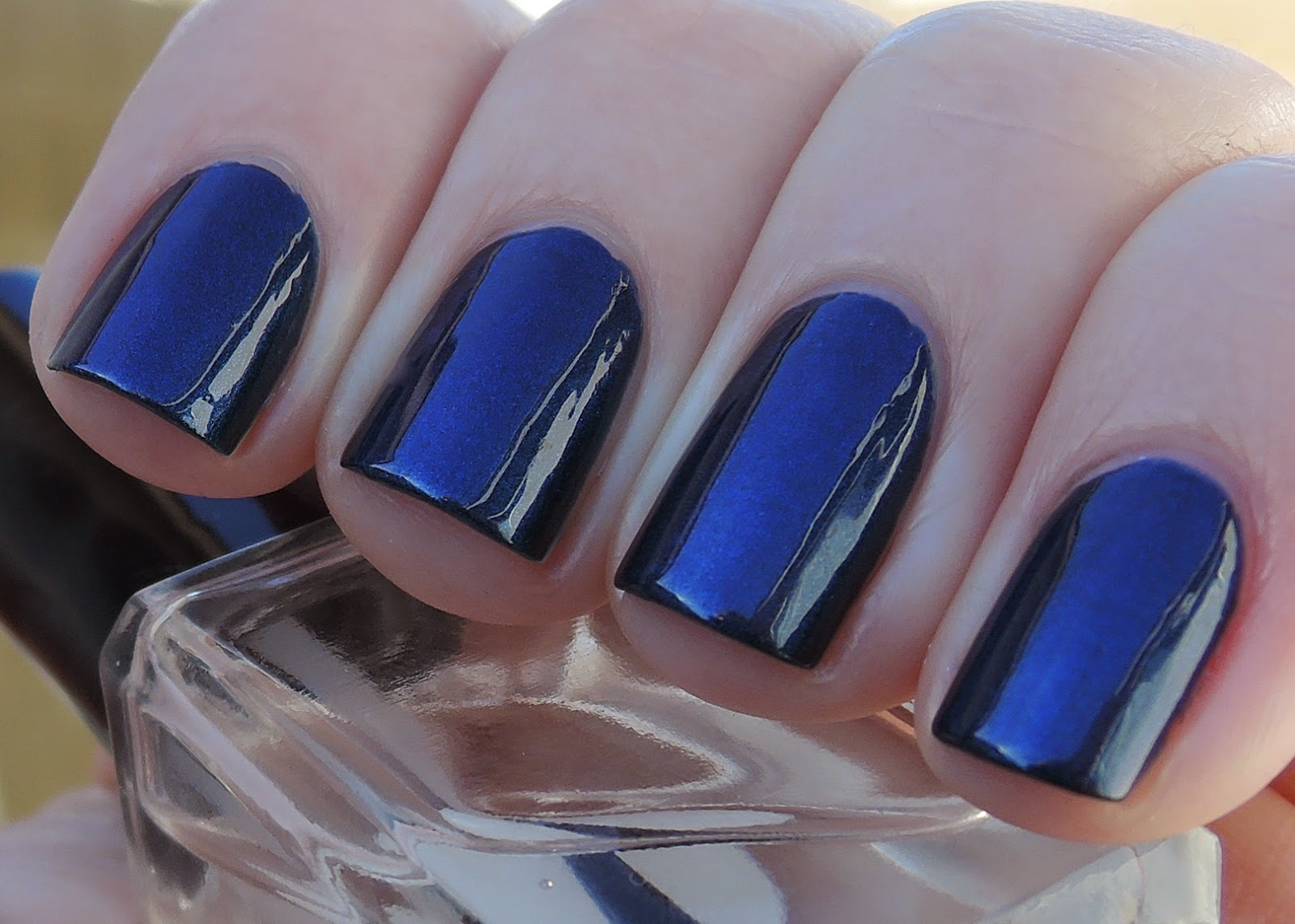 Blue-Eyed Girl Lacquer Believin' Won't Fly