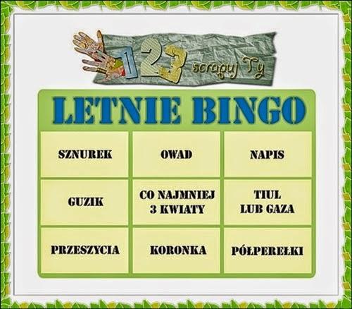 http://123scrapujty.blogspot.com/2014/07/wyzwanie-42-letnie-bingo.html