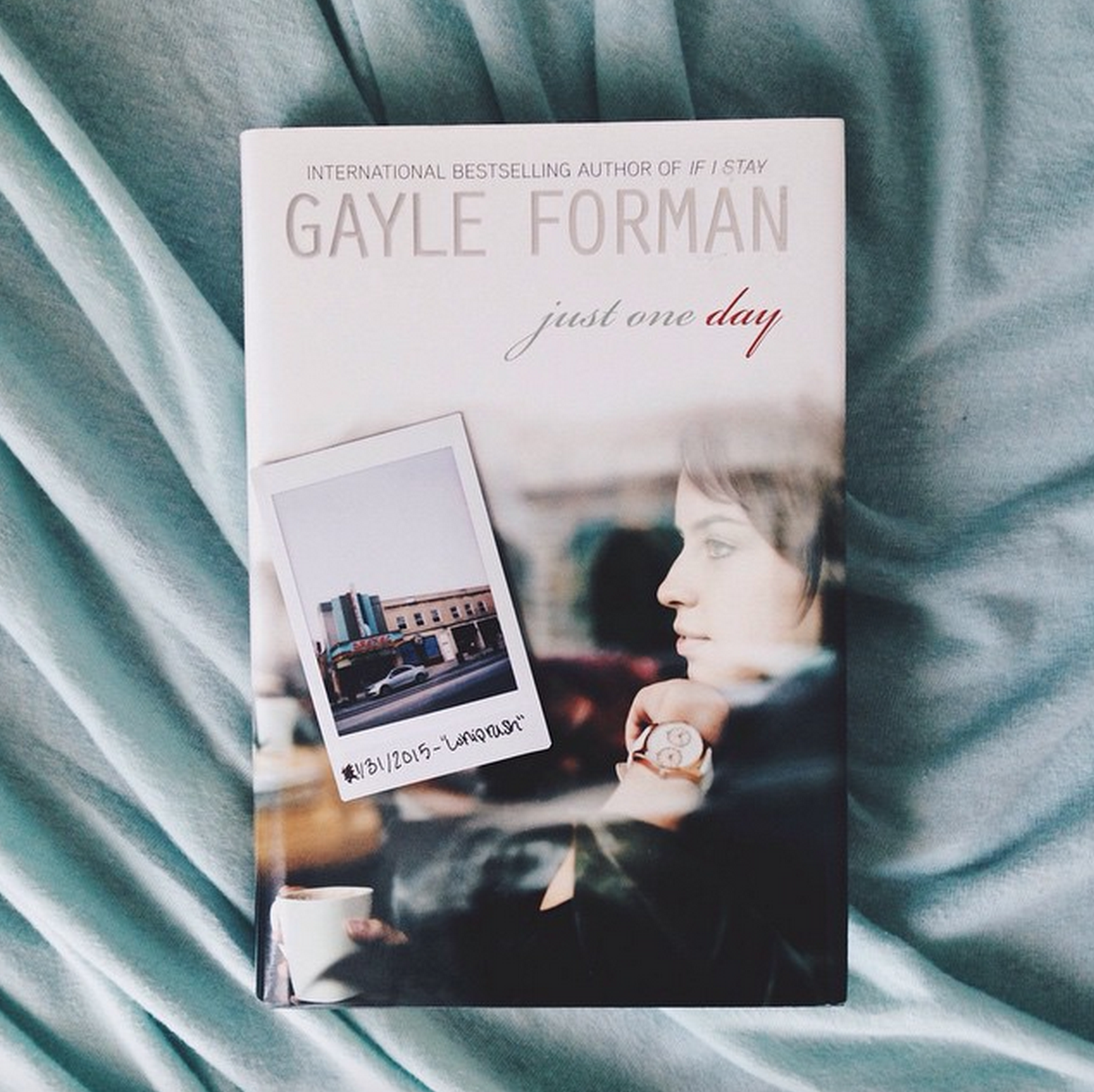 a teenage novel by gayle forman if Just one day, the new novel by gayle forman (author of the well-received if i stay and where she went), has an epigraph from as you like it: all the forman is canny in endearing willem to teenage hearts: he prefers a brunette without curves to a conventionally attractive blonde he praises.