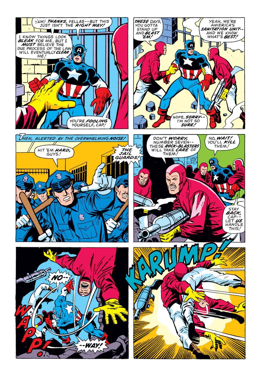 Captain America (1968) Issue #171 #85 - English 3