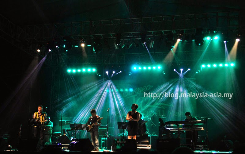 Photos of Borneo Jazz Festival