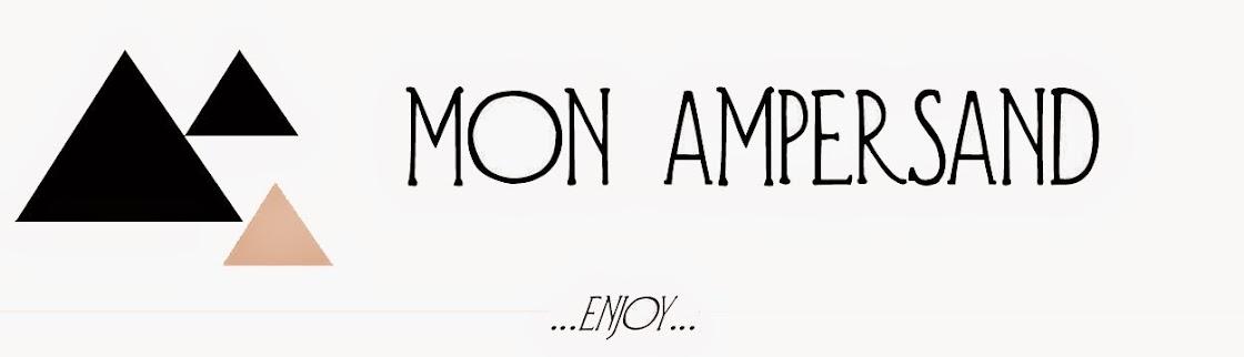 mon ampersand