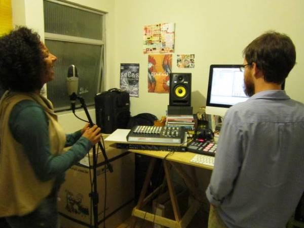 Cantando para o Eterno, com Sandra Belê