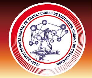 FEDERACIÓN DE MAESTROS URBANOS - CBBA.
