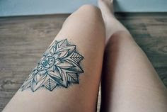 #7 Best Flowers Tattoo Designs