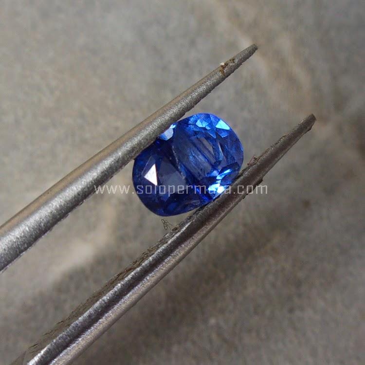 Batu Permata Blue Sapphire - SP530