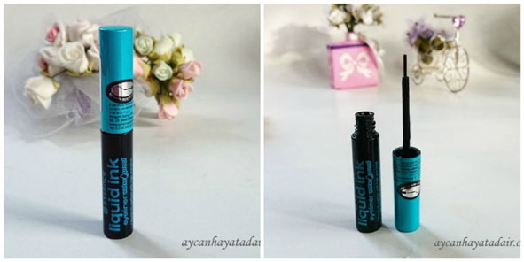 Essence Liquid İnk Eyeliner