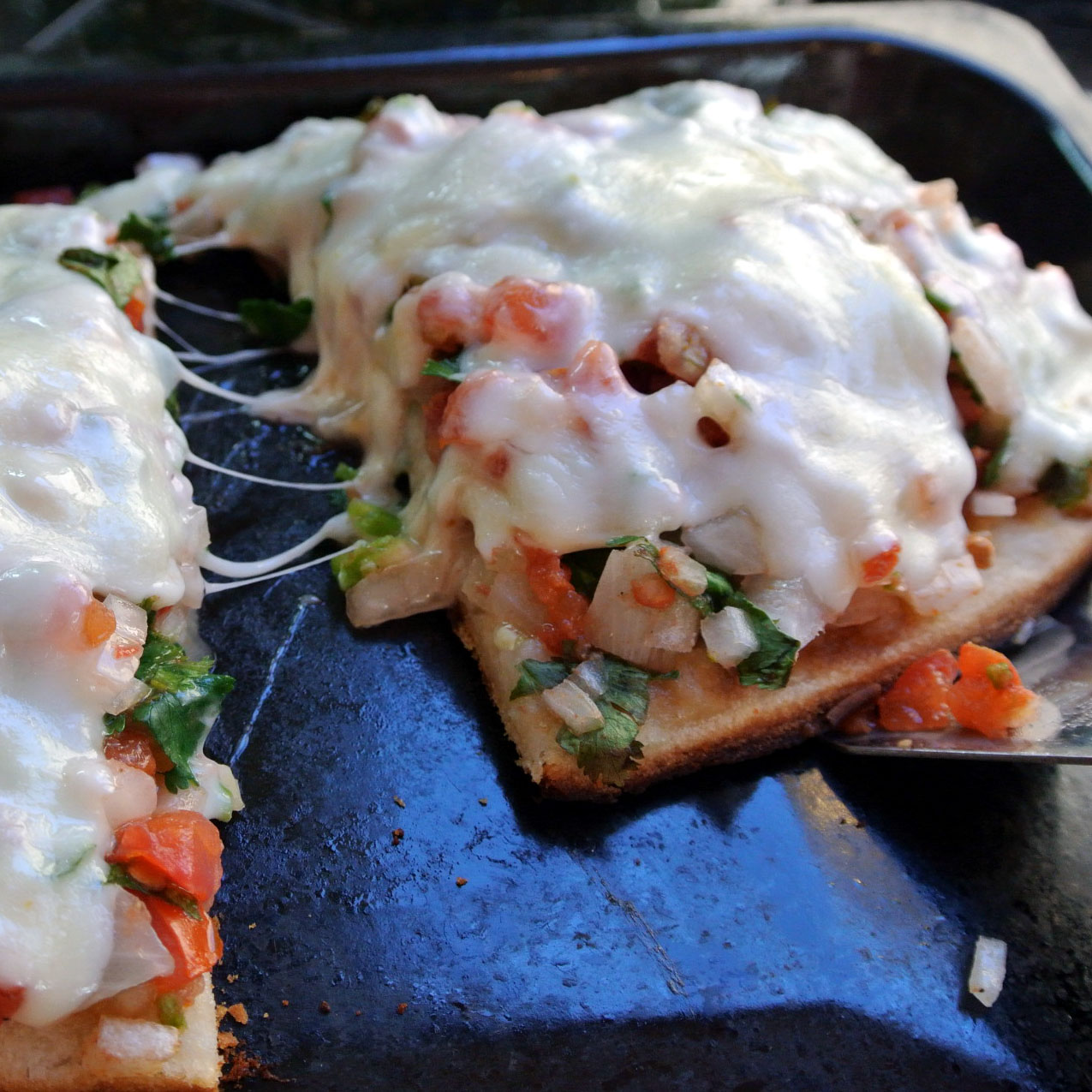 Mom, What's For Dinner?: Mexican Flatbread Pizza