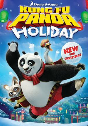 Cover, resensi film, film review, Kung Fu Panda : Holiday Special (2010), pic