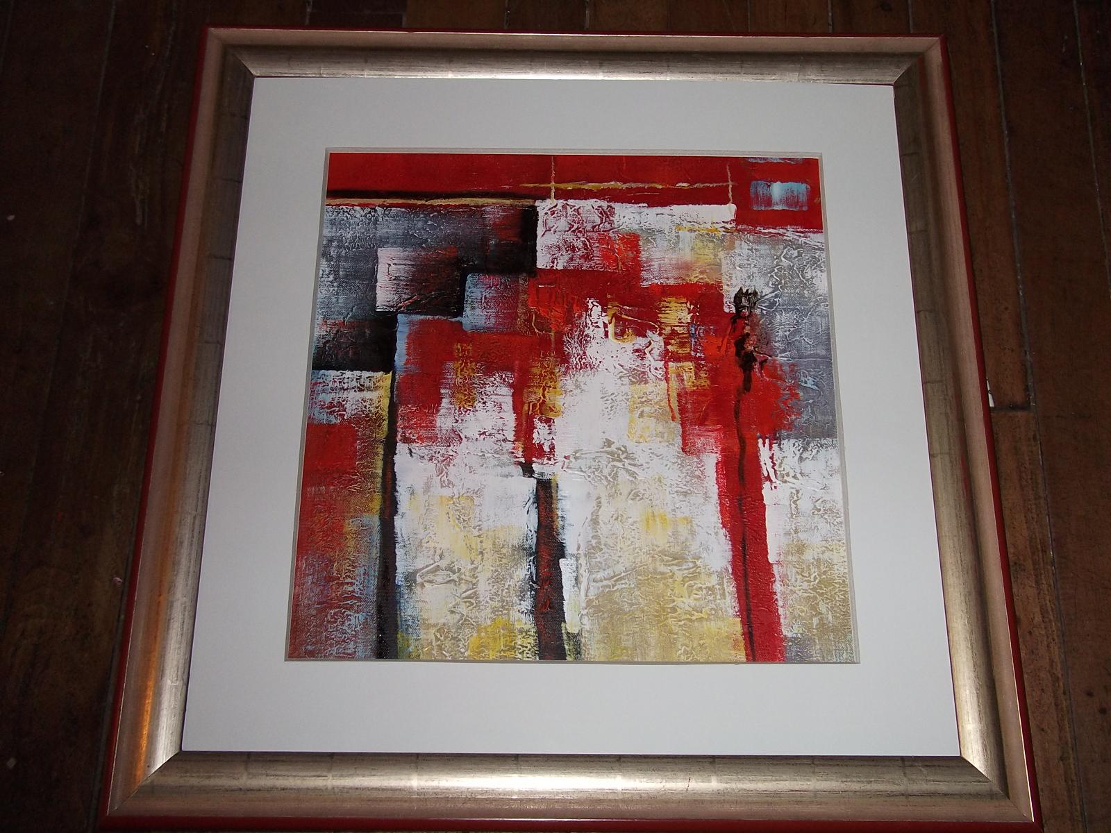 Cuadros modernos y decorativos cuadros modernos y decorativos for Cuadros plateados baratos