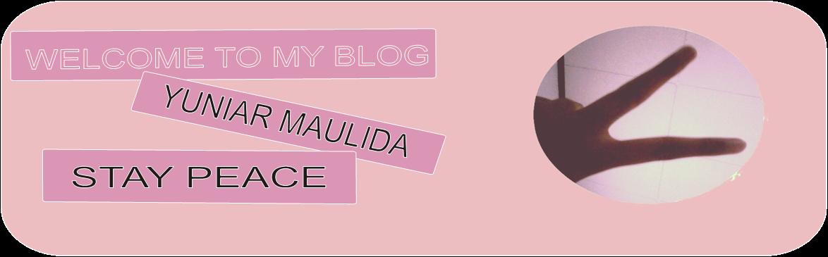 Yuniar Maulida ☮