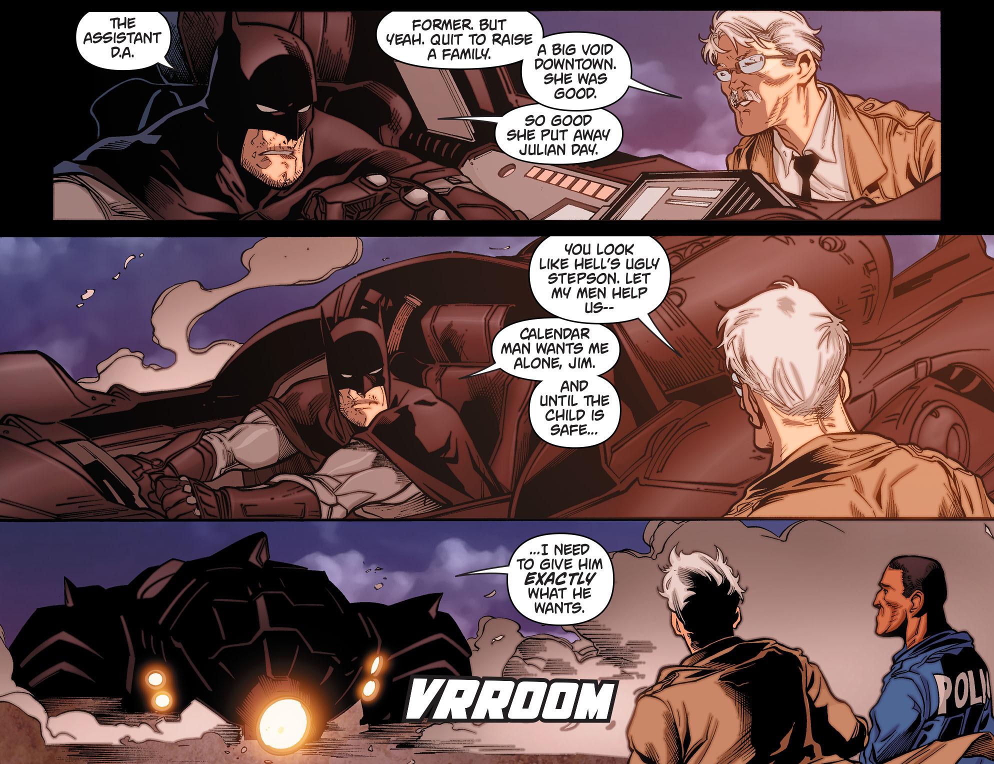Batman: Arkham Knight [I] Issue #32 #34 - English 14