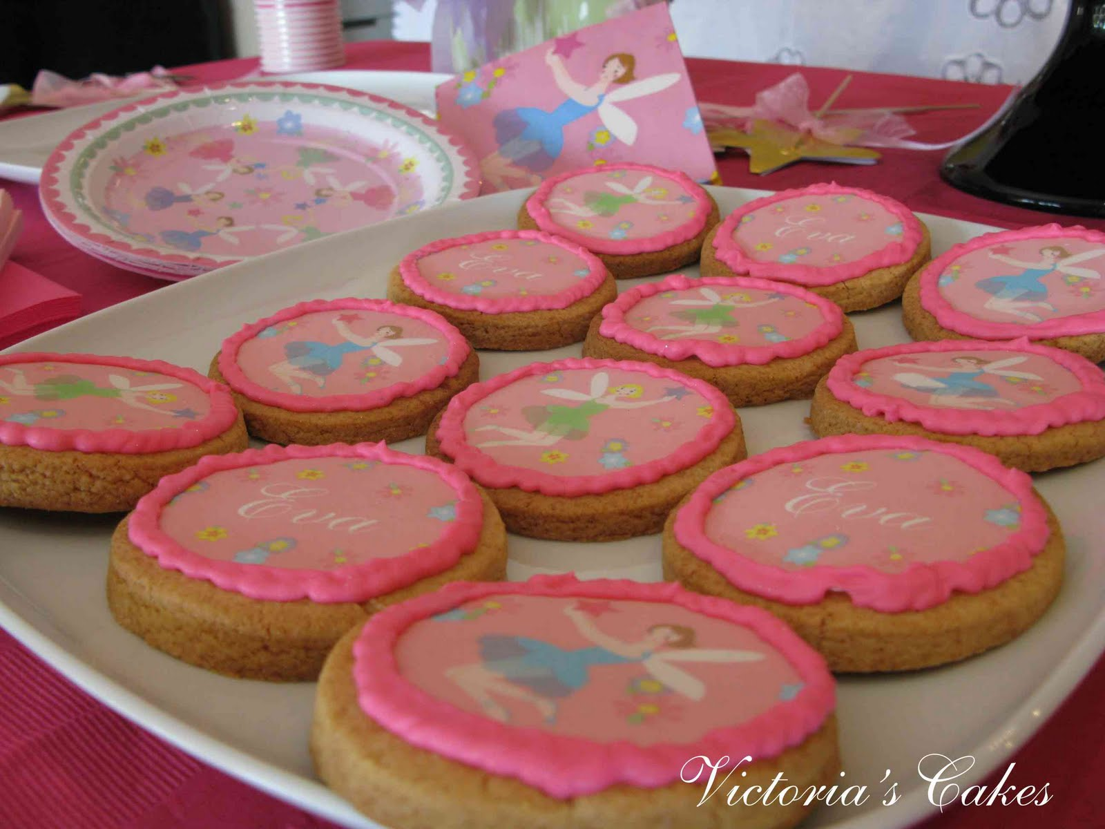 Galletas Decoradas Tiras