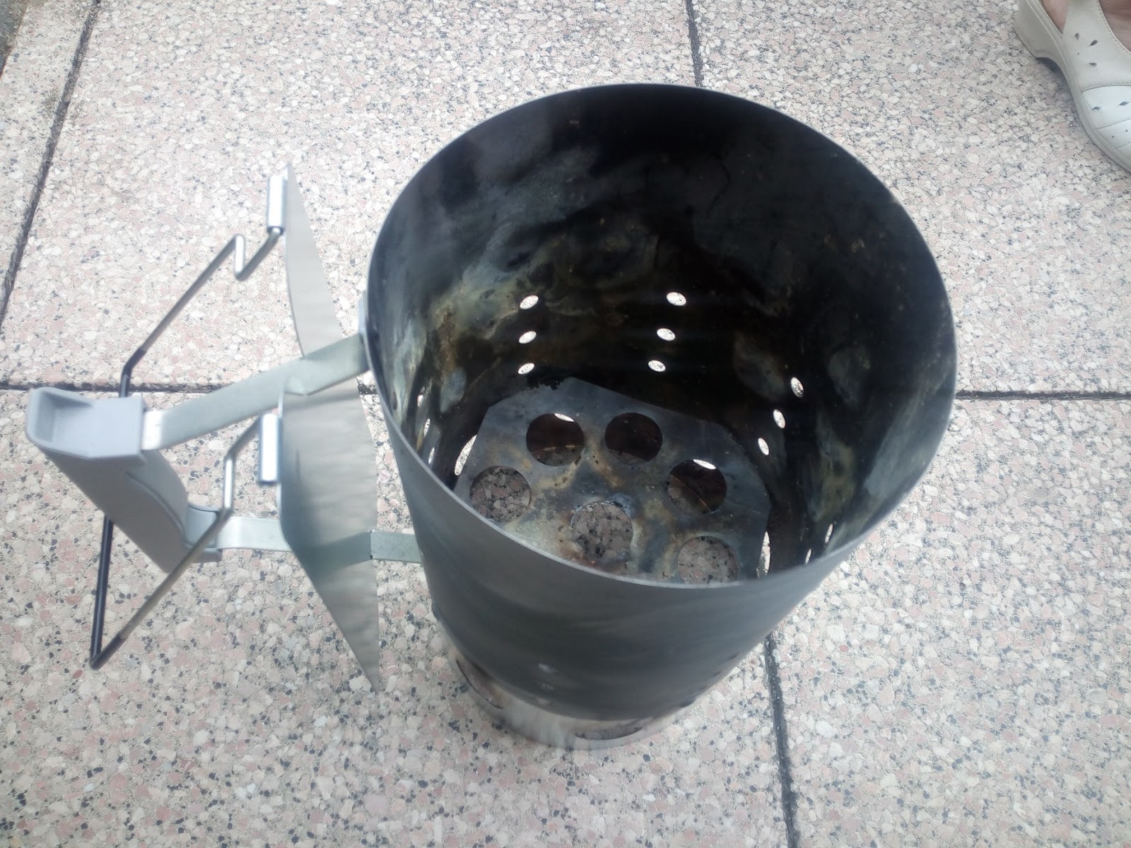 grill-anzündkamin vergleich grillanzünder: anleitung grill anzünderkamin