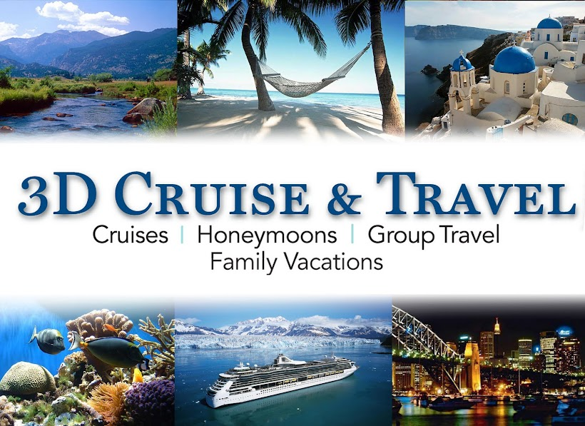 3D Cruise and Travel