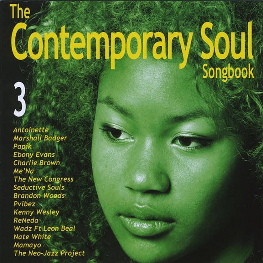 Contemporary Soul Songbook Vol 3