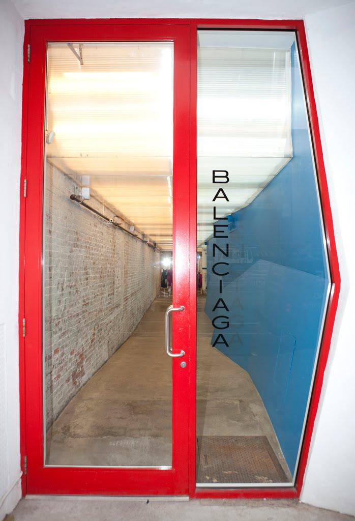 Marcelo krasilcic balenciaga store nyc for Balenciaga new york store