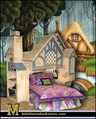 decorating theme bedrooms maries manor enchanted fairy forest theme bedrooms woodland. Black Bedroom Furniture Sets. Home Design Ideas
