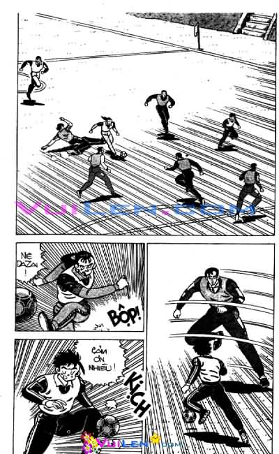 Jindodinho - Đường Dẫn Đến Khung Thành III Tập 55 page 35 Congtruyen24h