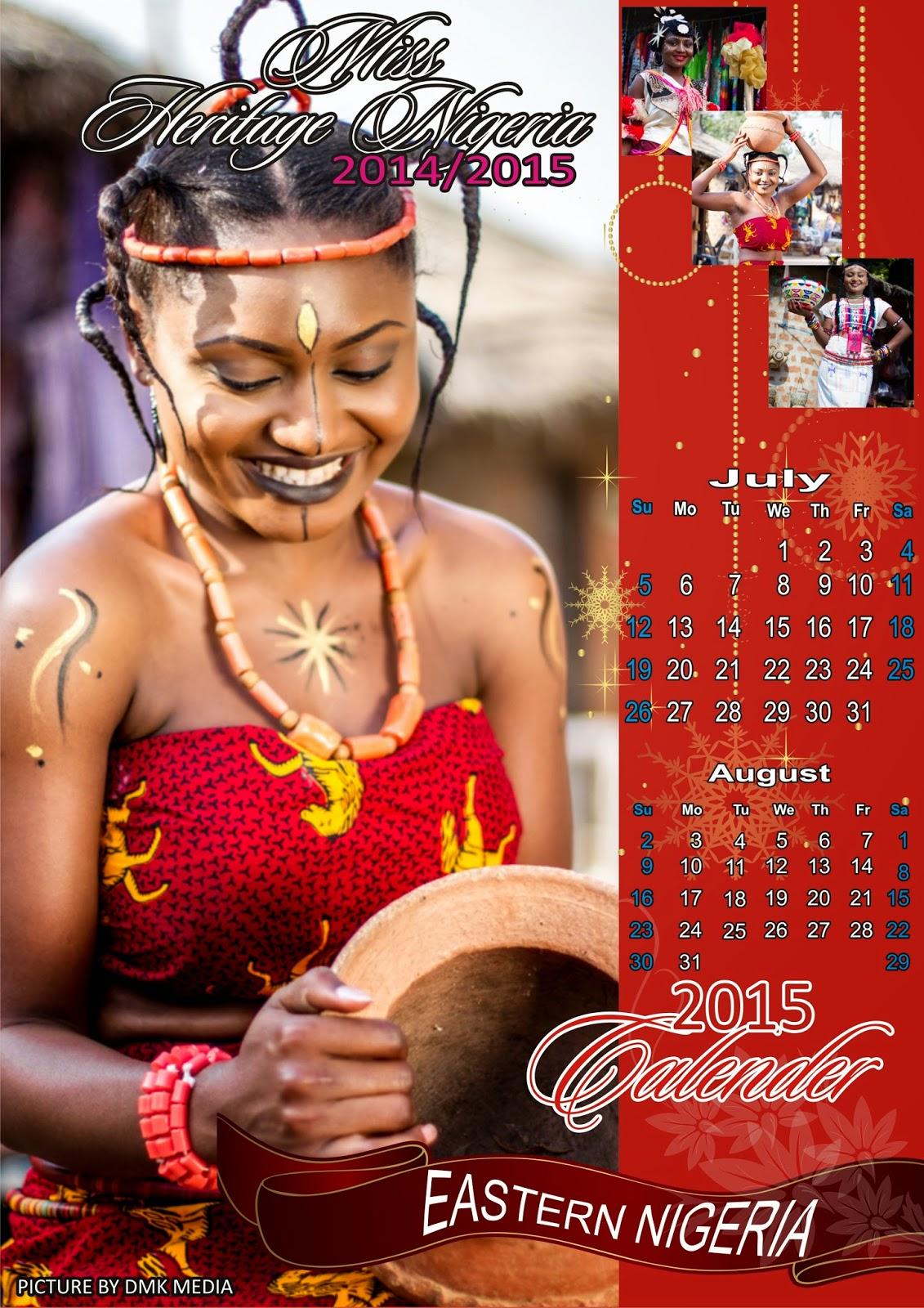 Calendar Nigeria : Welcome to linda ikeji s miss heritage nigeria