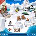 ¡Construcción para el Festival de Nieve!