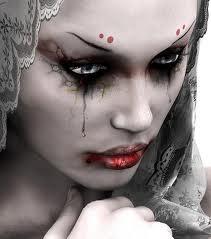 Poemas de vampiros escritos por mujeres