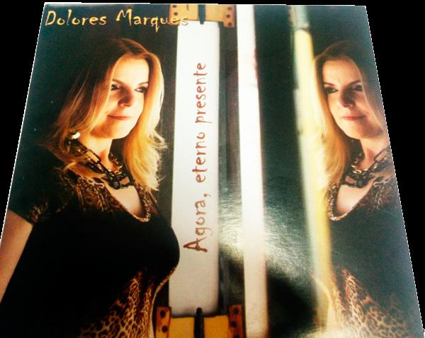 capa do cd da cantora dolores marques