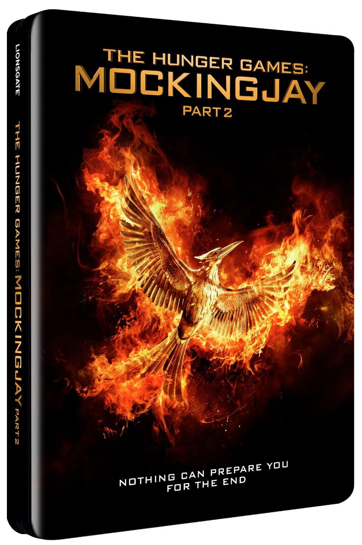 Hunger games mockingjay dvd release date in Melbourne