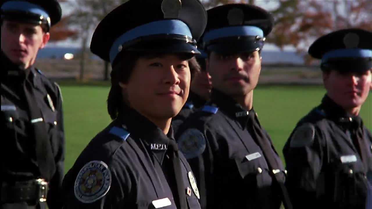 Download Police Academy 3 (1986) 720P [Hindi-English] ESubs.